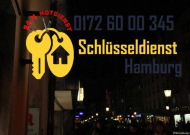 7/24 Schlüsseldienst Hamburg