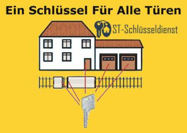 Schliessanlagen Hamburg Schlüsseldienst